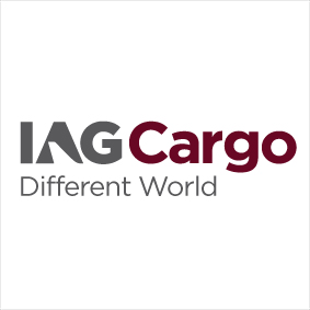 IAG CARGO DIFFERENT WORLD